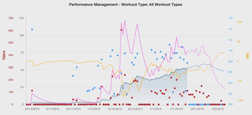 Performance Management Chart